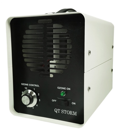 Queenaire QT Storm Ozone Generator Treats up to 2,500 sq. ft.