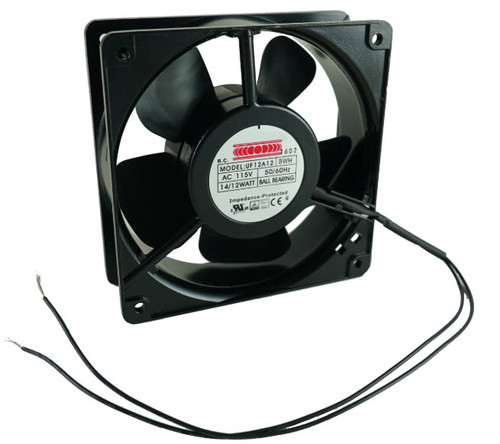 Replacement Fan for all Queenaire Ozone Generators except for the QTSV