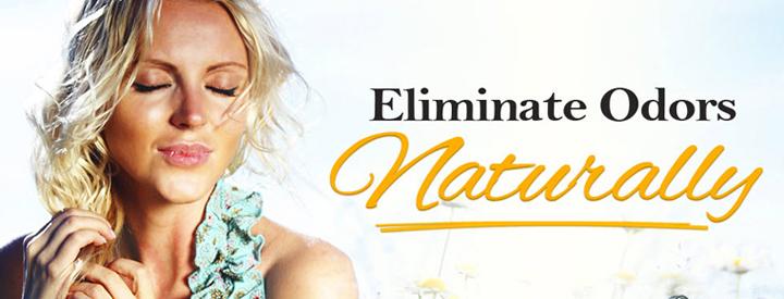 Natural Odor Removal