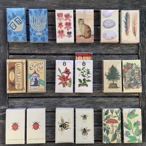 Large Matches -assorted