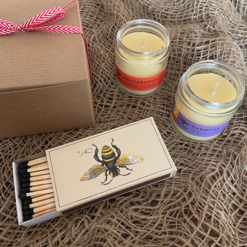 Gift Set of Candles & Matches