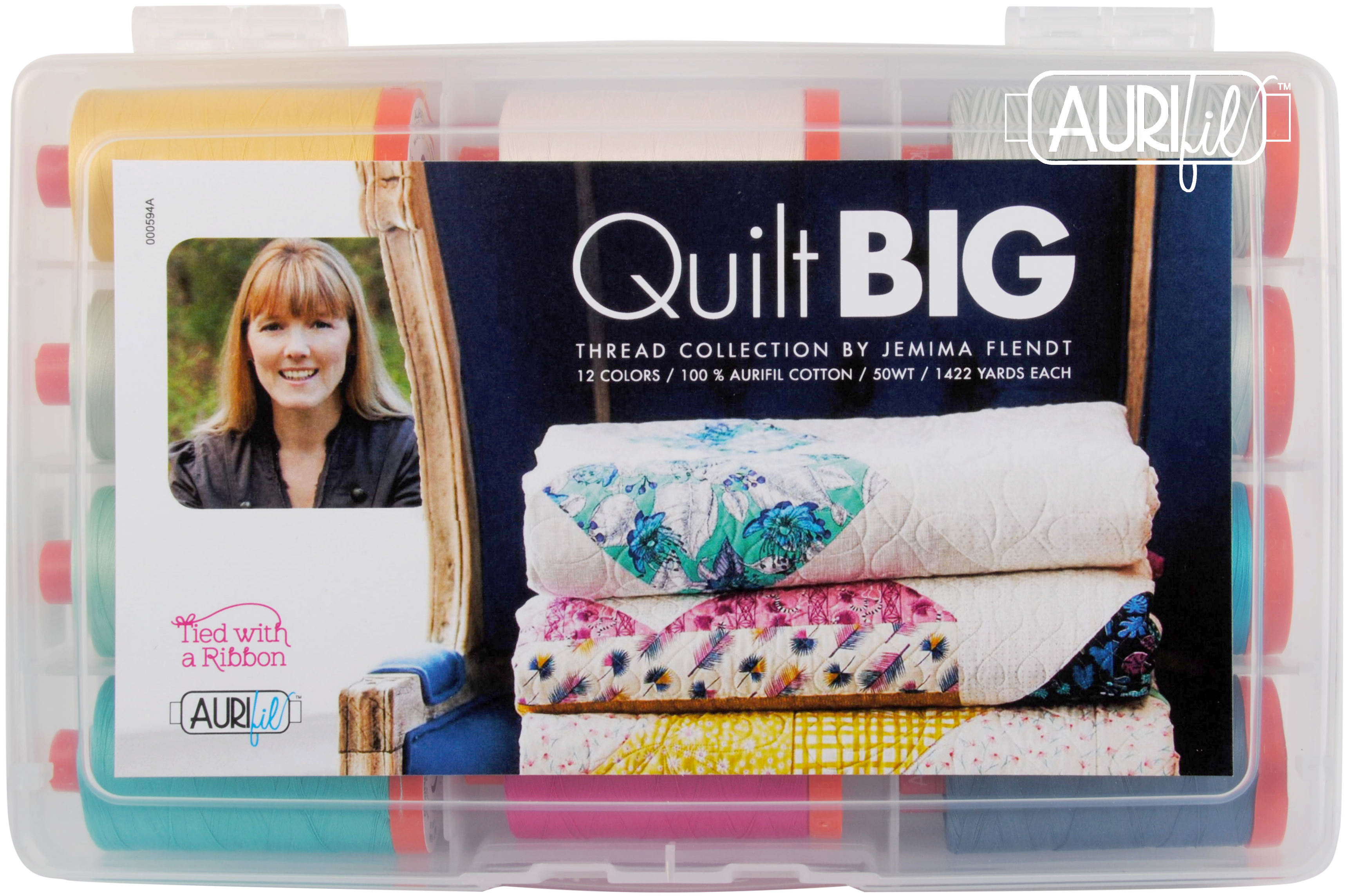 Auriful Quilt Big Collection by Jemima Flendt