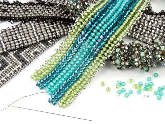 Seed Beads Glass 4 mm Sea Green Jewellery Bead Finding Costumes Kids Crafts