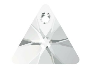 6628 Mini Triangle Pendant