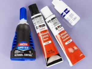 Adhesives & Resins
