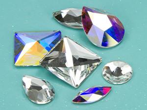 Crystal Hotfix Flatbacks