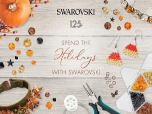 Spend the Holidays with Swarovski - October