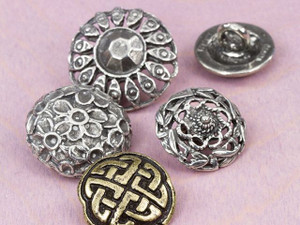 Other Buttons & Cabochons