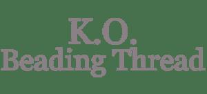 K.O. Beading Thread