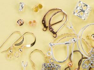 Earrings & Backs
