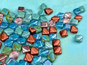 Silky Diamonds