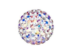 Swarovski Pave Balls