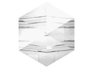 5060 Hexagon Spike Bead