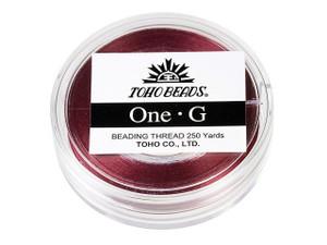 TOHO One-G Beading Thread