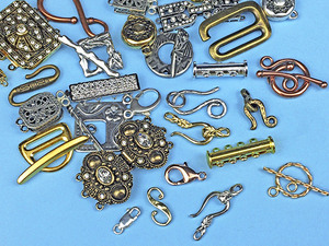 Clasps & Toggles