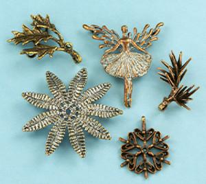 Anna Bronze Findings