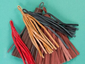 Leather Tassels