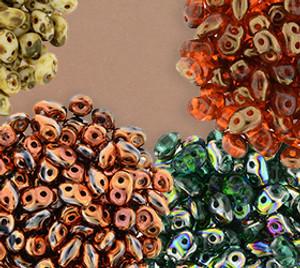 SuperDuo Beads