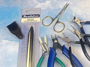 Basic Beading Tools