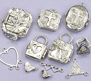 Artbeads Designer Sterling Silver Components
