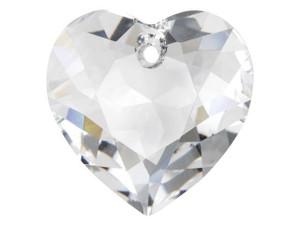 6432 Heart Cut Pendants