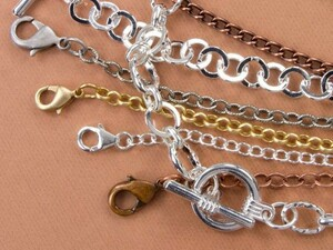 Bracelets for Charms