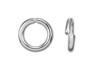 Open Round Jump Rings