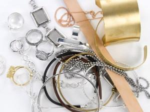Bracelets, Necklaces & Rings