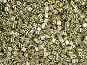 TOHO Galvanized Beads