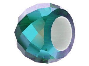5043 Briolette XXL-Hole Bead