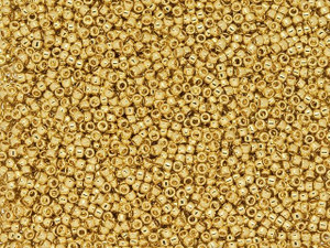 TOHO Gold-Plated Beads