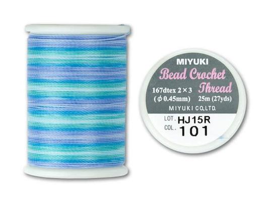 25m Spool CLEARANCE Bead Crochet Thread Miyuki Size 8