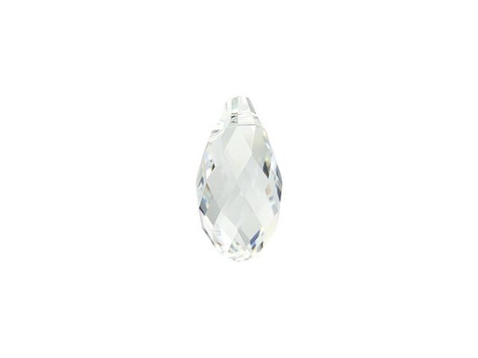4 Swarovski Element 6000 Top Drilled 13mm Teardrop Pendant Crystal SAPPHIRE