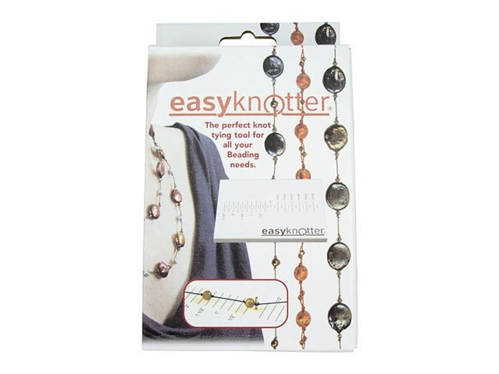 Easy Knotter Knot-Tying Tool for Beads and Pearls