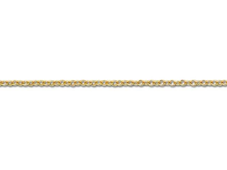 Gold-Filled 1132 Cable Chain by the Foot