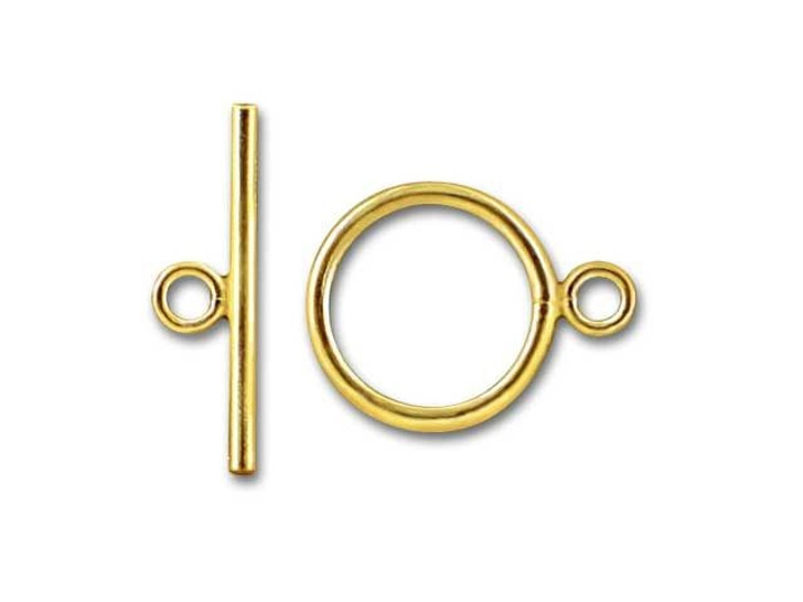 Gold-Filled 11mm Toggle Clasp