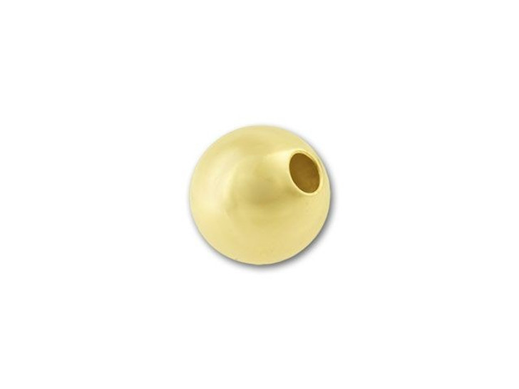 Gold-Filled 14K/20 5mm Round Seamless with 1.4mm Hole
