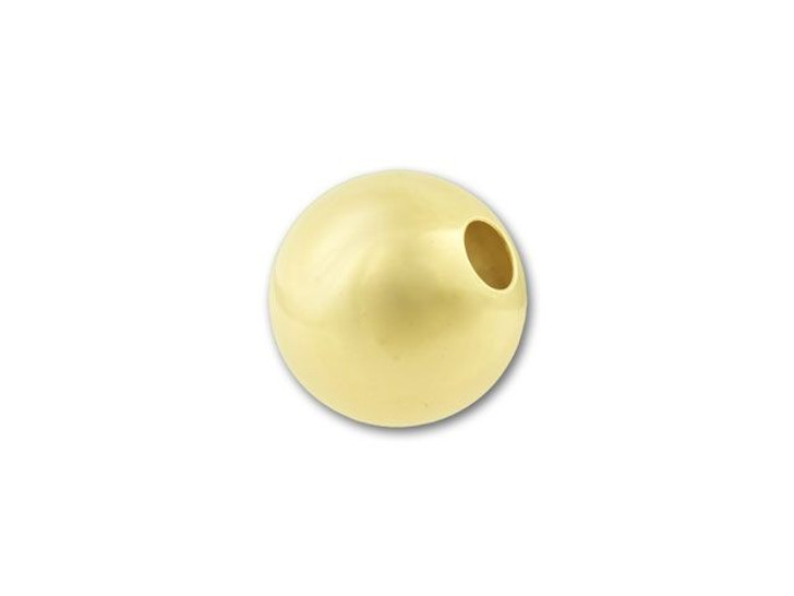 Gold-Filled 14K/20 6mm Round Seamless with 1.5mm Hole