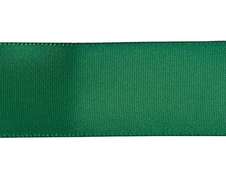 Hunter Green 7/8 Inch Satin Ribbon By the Foot