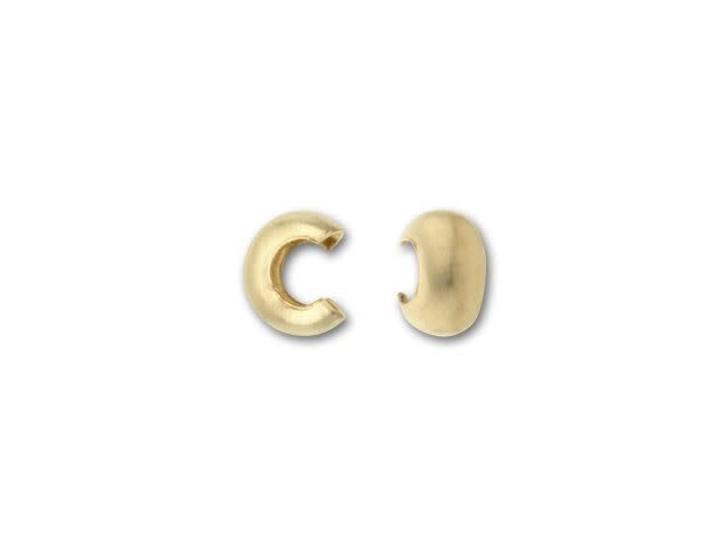 Gold-Filled 14K/20 2.5mm Crimp Cover