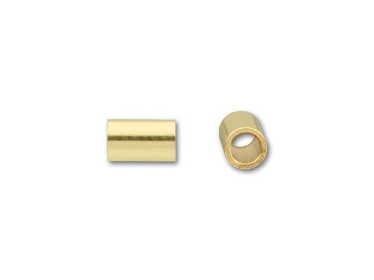 Gold-Filled 14K/20 3x2mm Crimp Tube