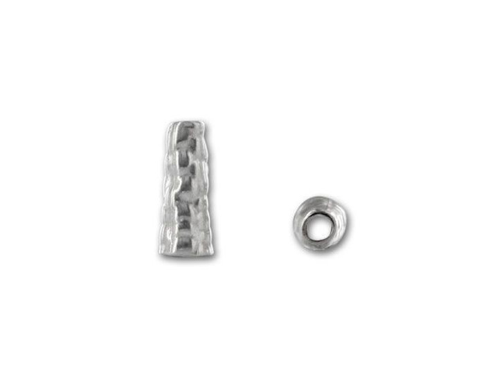 JBB Sterling Silver Dimpled Cone