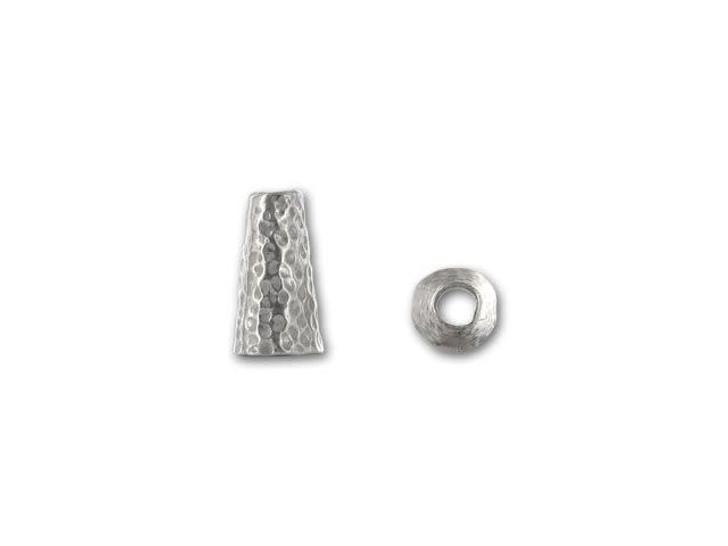 JBB Sterling Silver Pebble Cone - sm