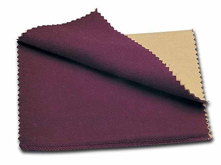 Jewelers Rouge Polishing Cloth
