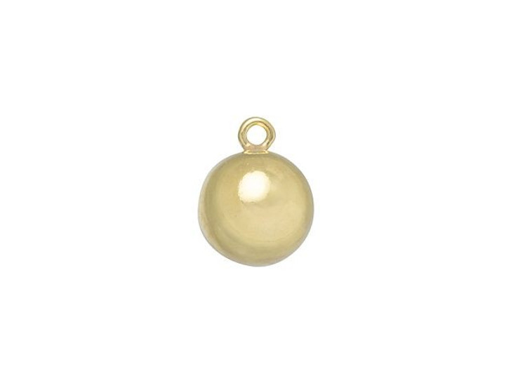 Gold-Filled 14K/20 6mm Ball Drop Charm