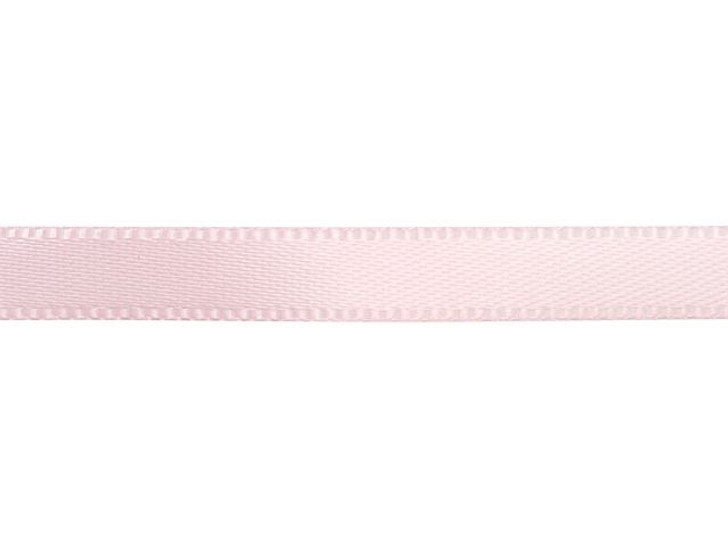 Light Pink 1/4 Inch Satin Ribbon By the Foot