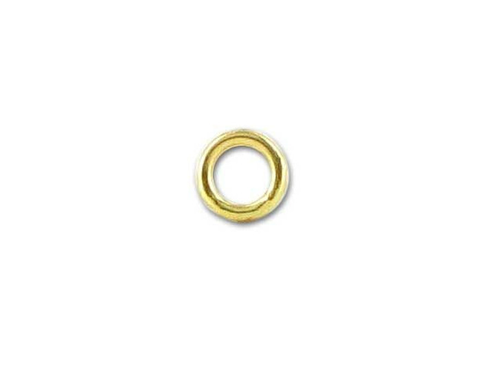 Gold-Filled 14K/20 Closed Jump Ring (0.64x3mm)