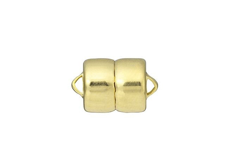 Mag-Lok Crazy Strong 8mm Gold-Plated Magnetic Clasp