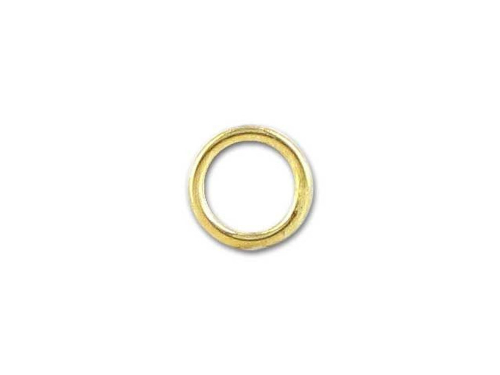 Gold-Filled 14K/20 Closed Jump Ring (0.64x4mm)