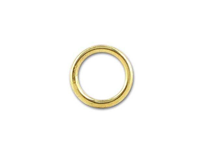 Gold-Filled 14K/20 Closed Jump Ring (0.76x5mm)